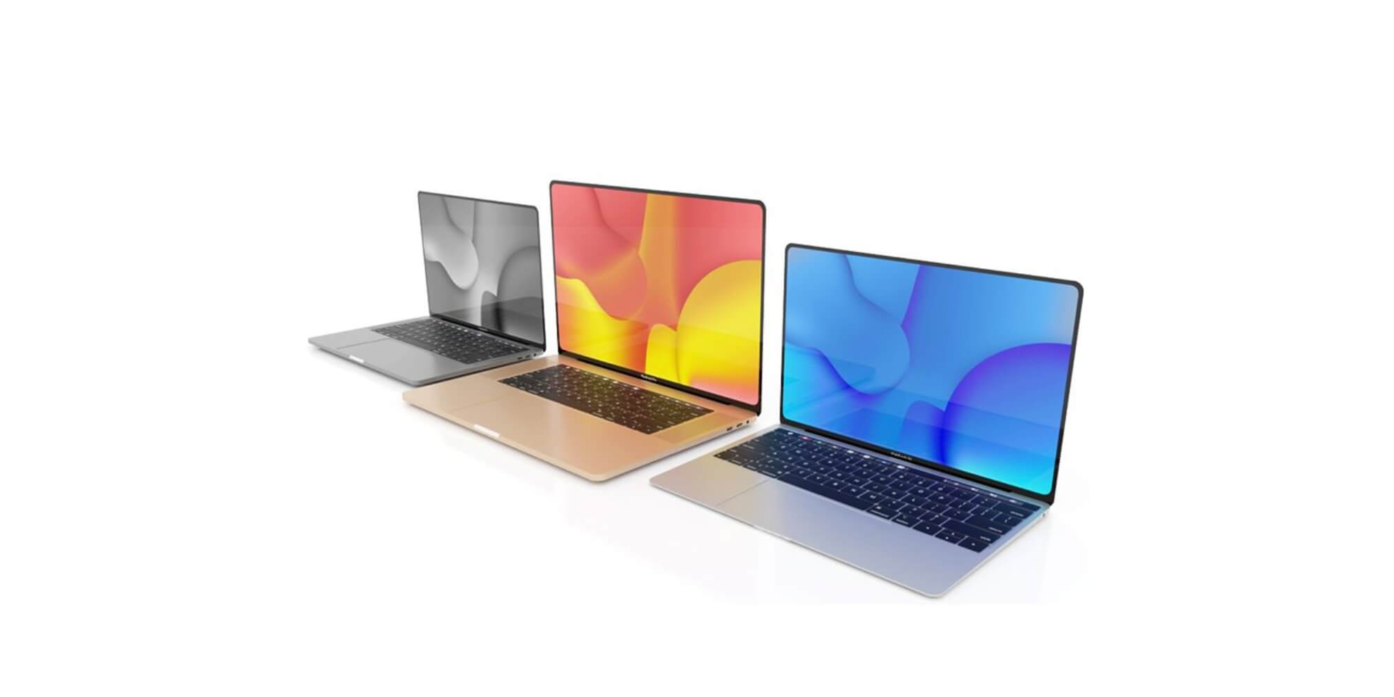 MacBookPro 16 Hero