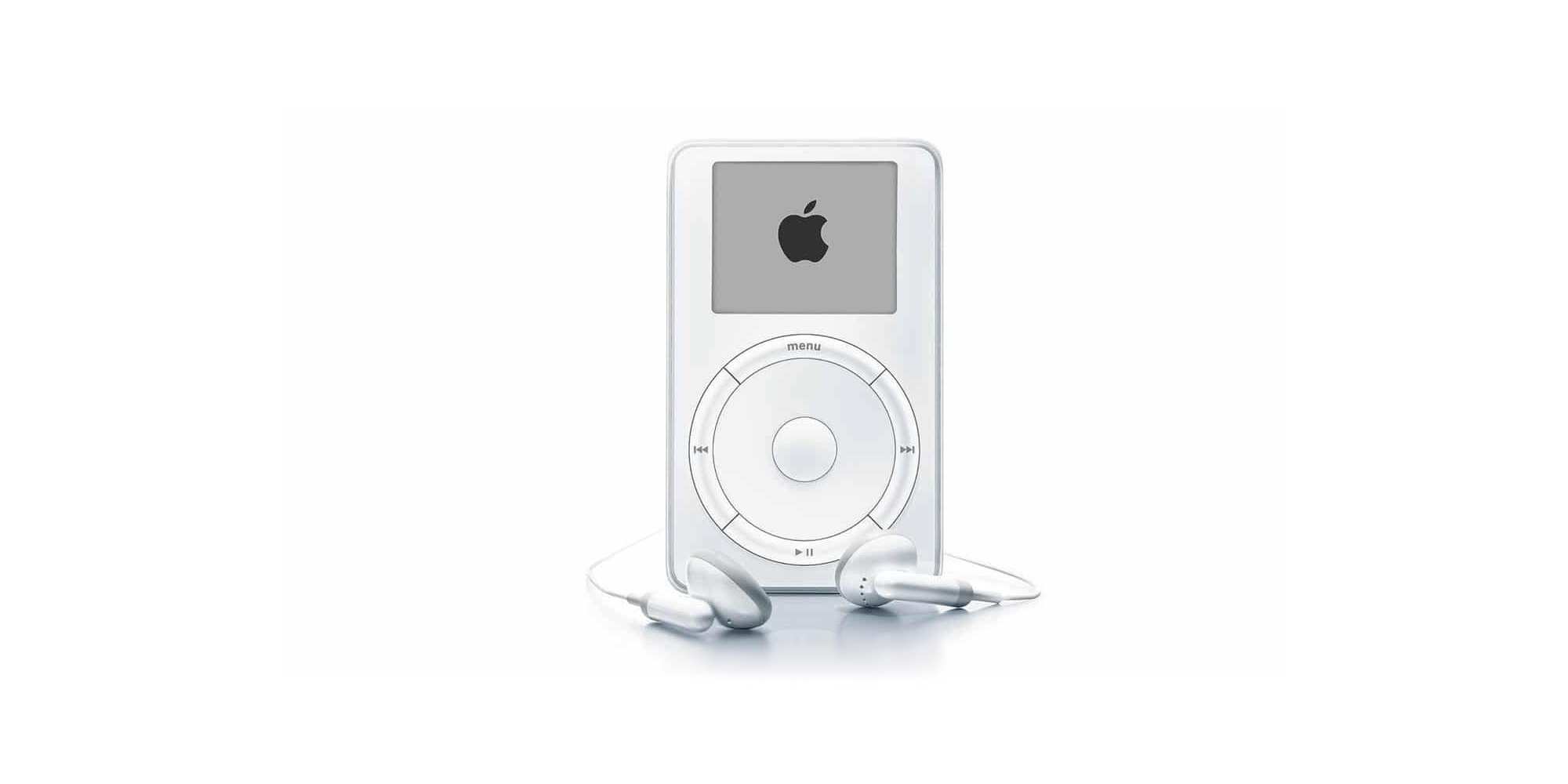 iPod Original Hero