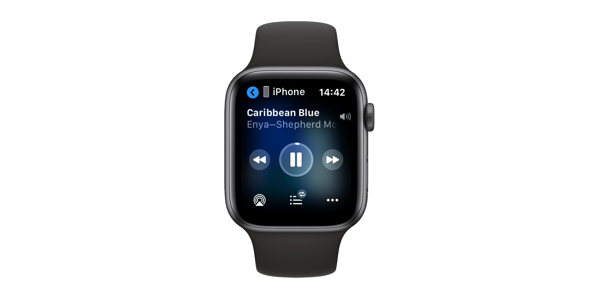 App audio watch Hero
