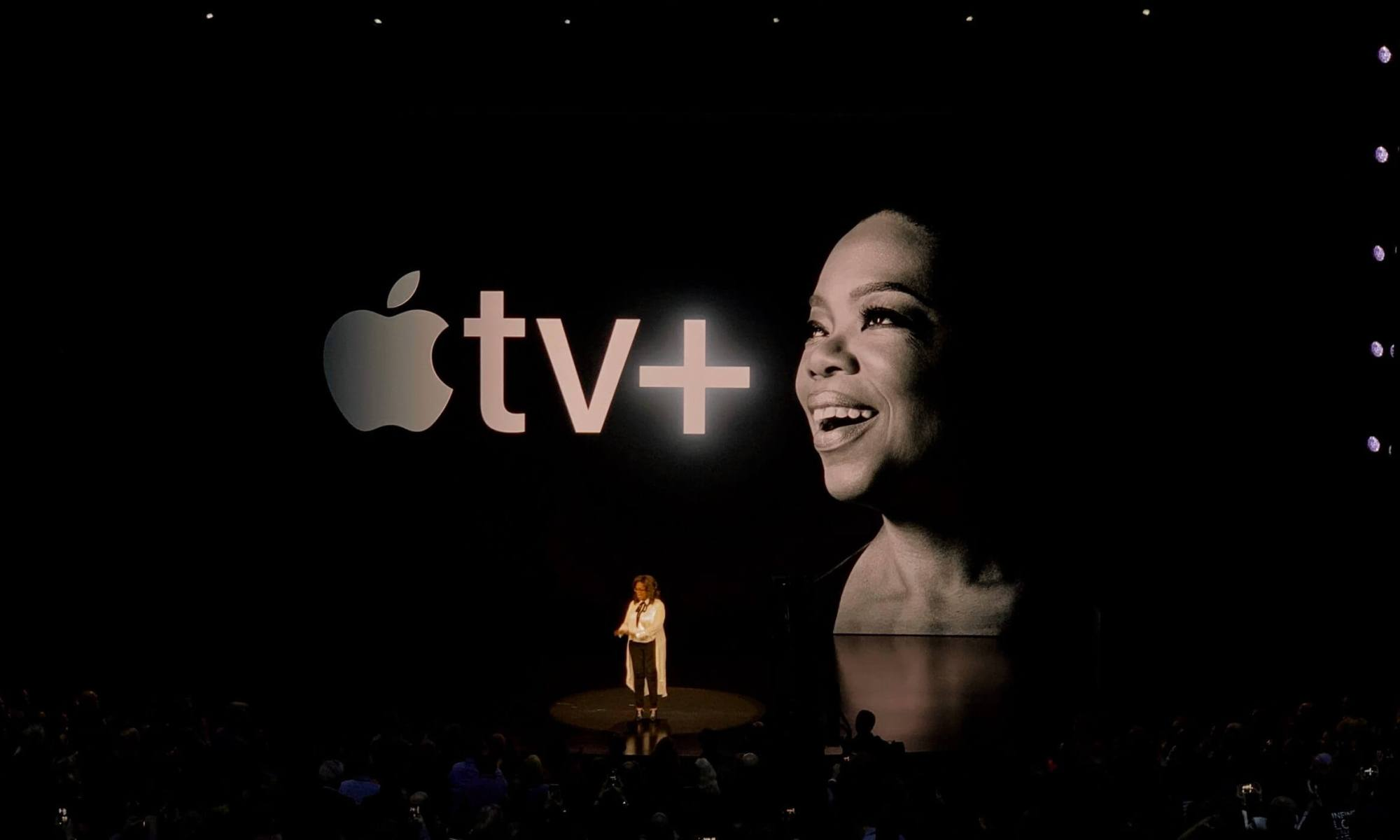 Oprah Apple Event