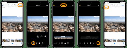 Cómo desactivar el efecto Live en las Live Photos ya hechas