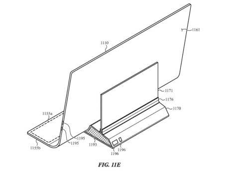 iMac Patente Trasero