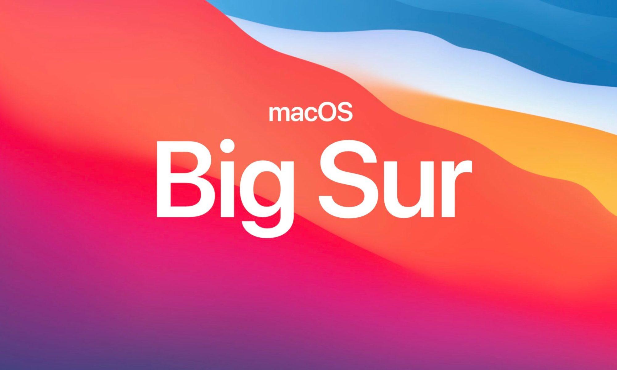 Actualizaciones: macOS Big Sur 11.5.2 trae corrección de errores a nuestros Mac