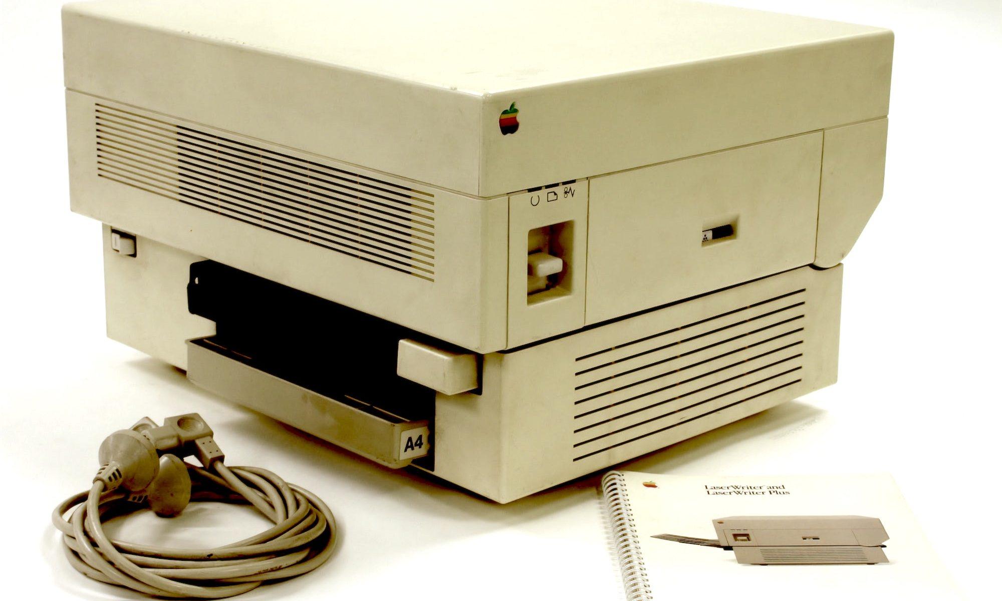 Impresora Apple