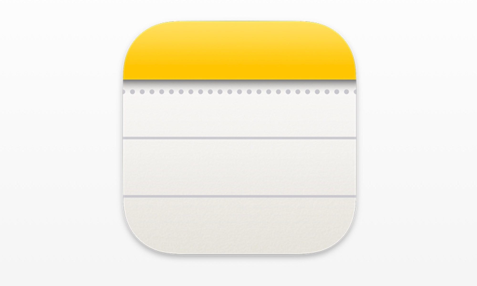 Cómo mostrar u ocultar la cantidad de notas en la app Notas de nuestro Mac