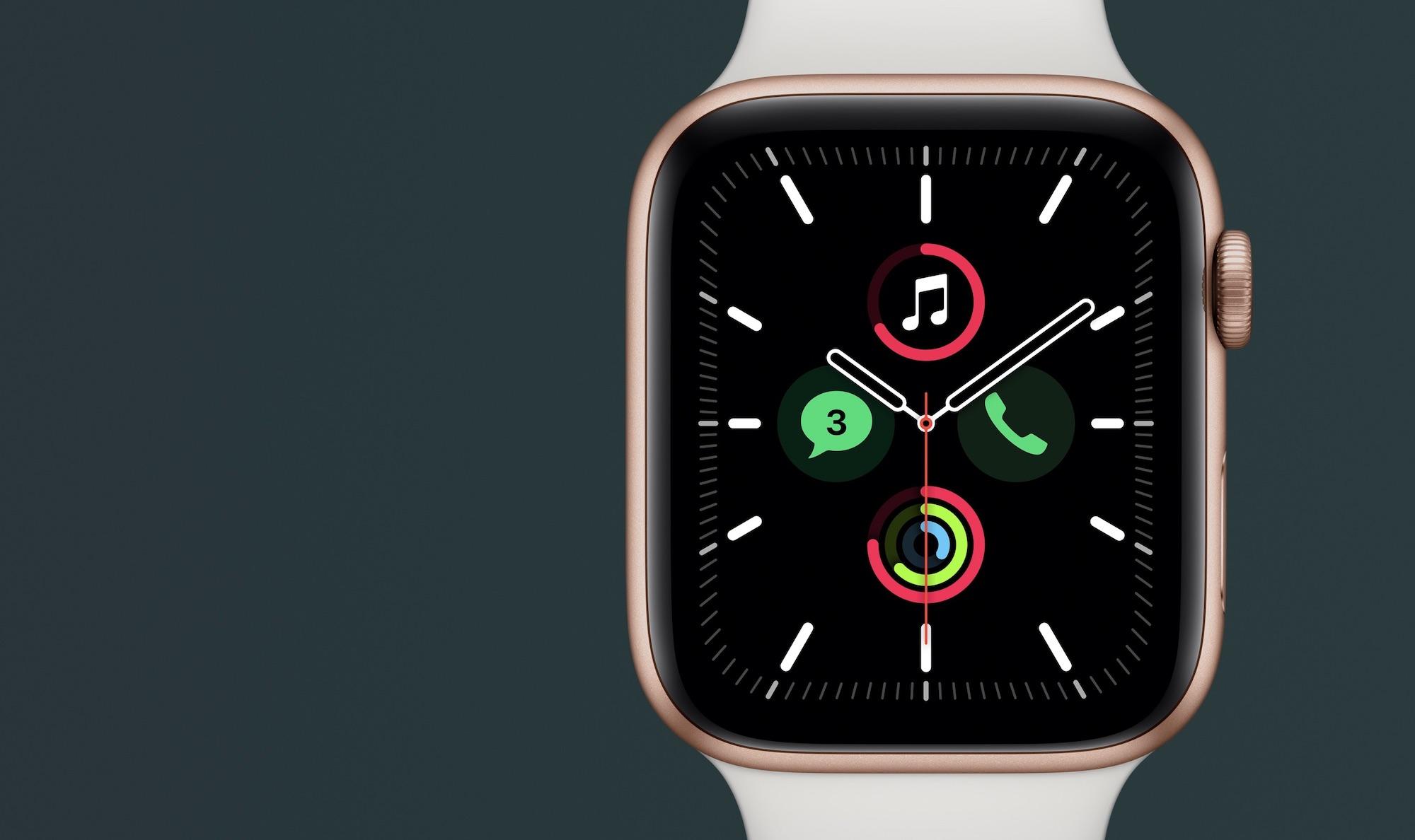 Cuatro recursos básicos de la corona digital y el botón lateral del Apple Watch