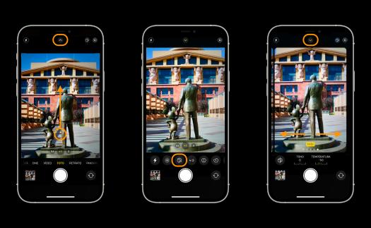 Estilos fotográficos iPhone 13