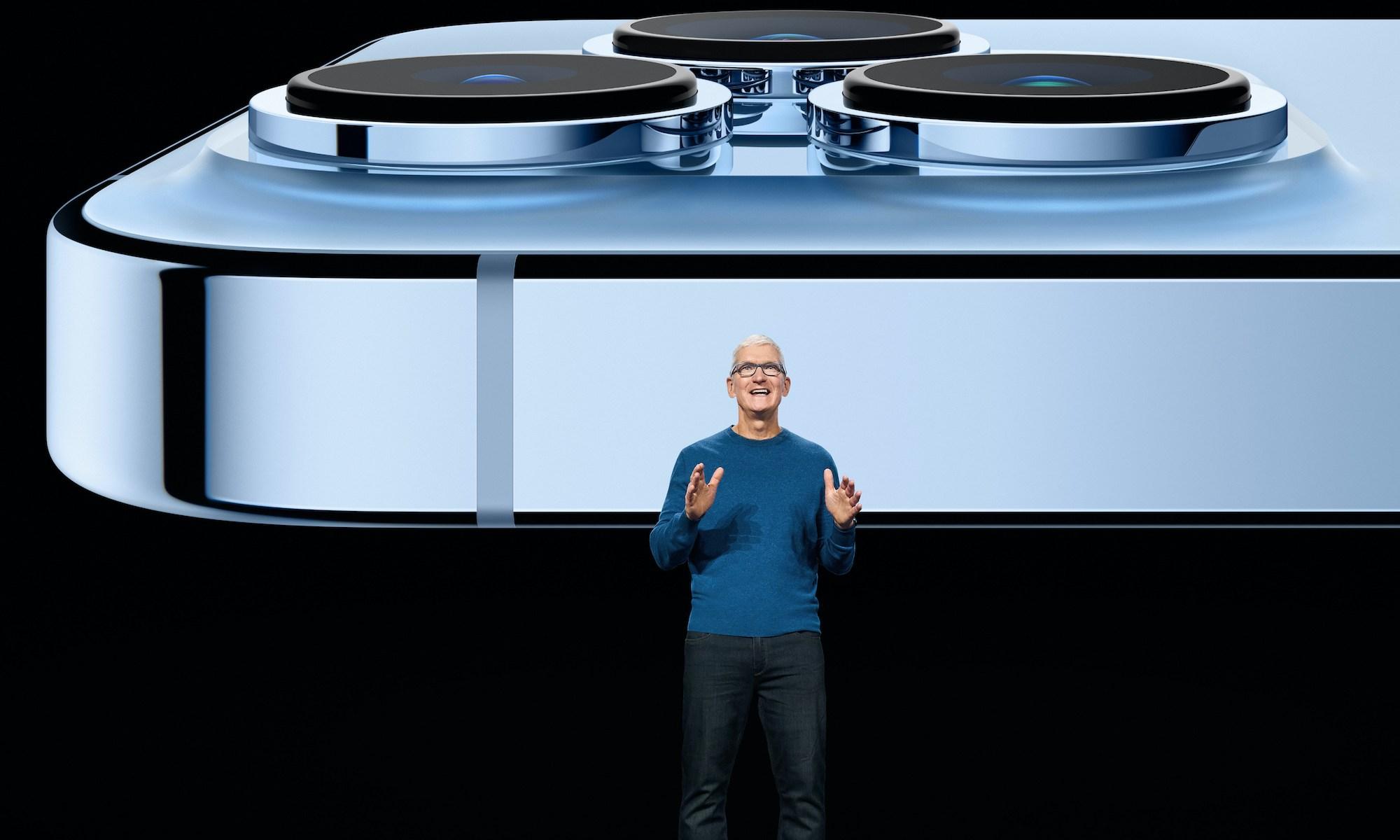 iPhone 13, Apple Watch Series 7, iPad mini y más: todo lo que Apple ha presentado en el evento California Streaming