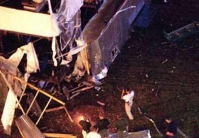 Autobomba amenazó los Juegos Olímpicos de Atlanta