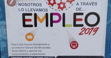 Naucalpan lanza Feria itinerante de empleo