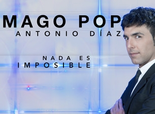 Ir al evento: NADA ES IMPOSIBLE, El Mago Pop
