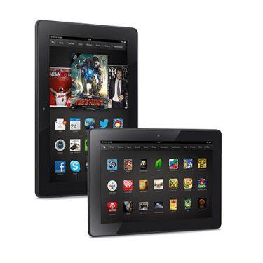 La Kindle Fire HDX