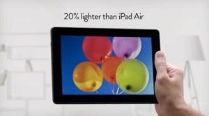 Amazon Kindle Fire vs iPad air