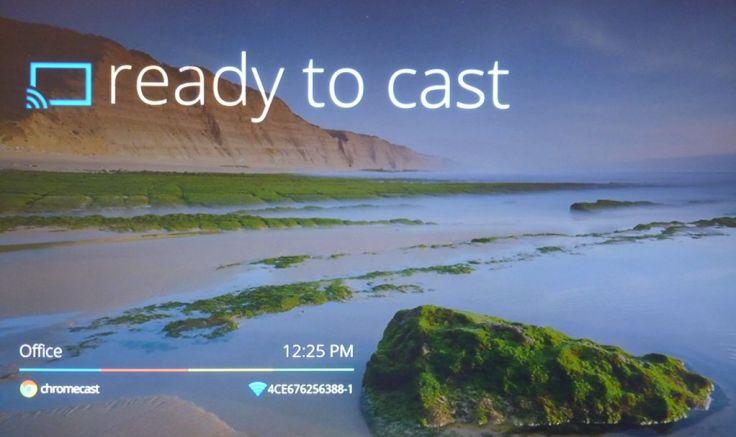 Chromecast 10 nueva applicaciones
