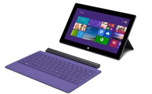 La Tableta Surface 2