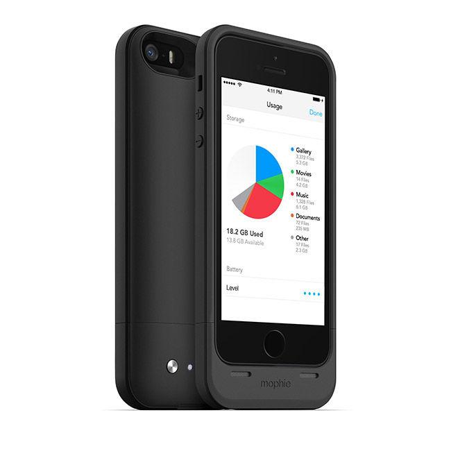 CES-2014-Mophie-SpacePack-bateria-y-almacenamiento-para-iPhones