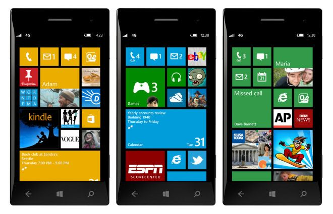 Sony WindowsPhone