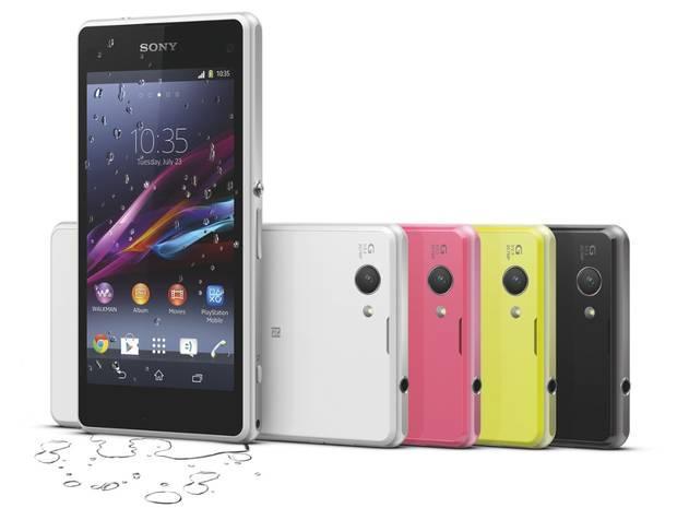 Sony announces Xperia Z1 en CES 2014