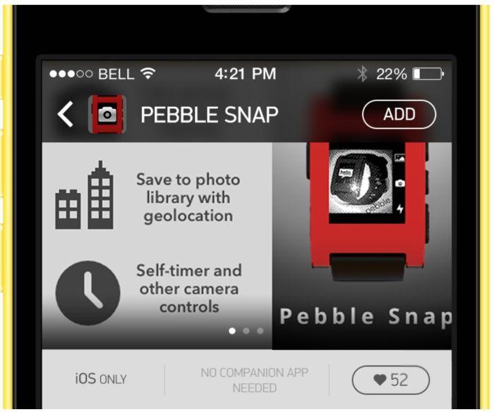 Pebble smartwatch App Store a partir de mañana