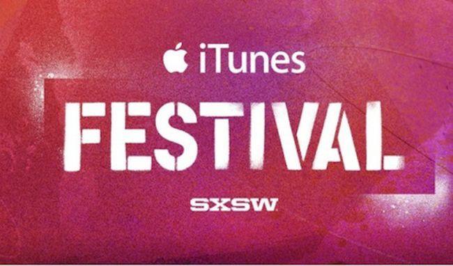 festival apple itunes sxsw