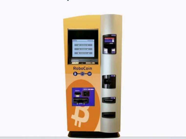 primero bitcoin atm de robocoin