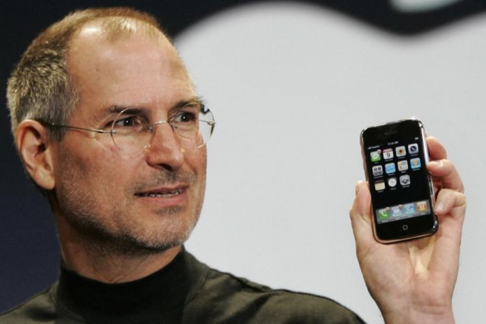 sello de steve jobs
