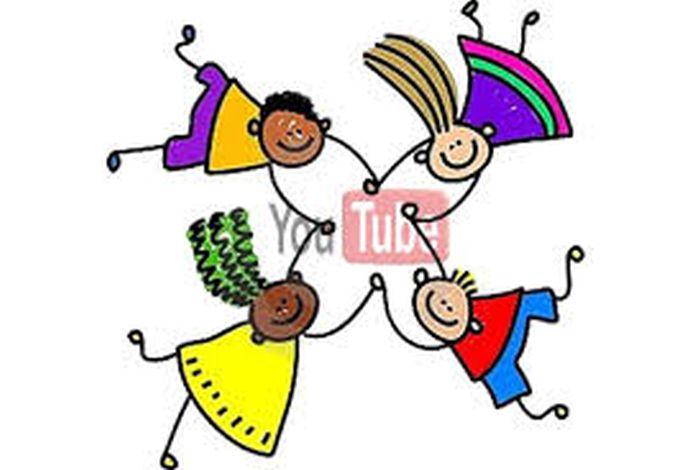 youtube for kids children ninos