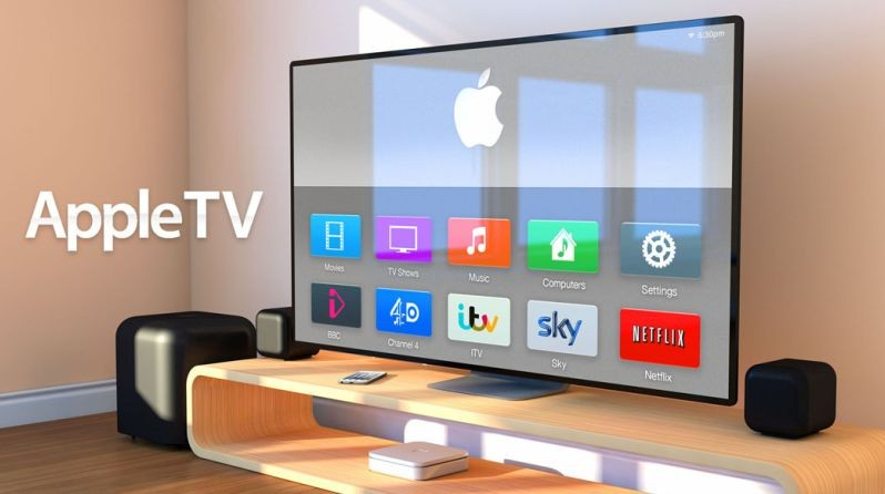 apple led televisor