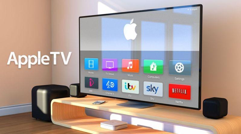 apple led televisor