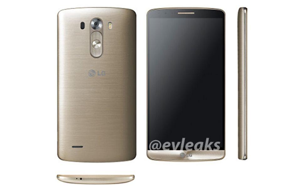 LG G3 nuevas imagenes