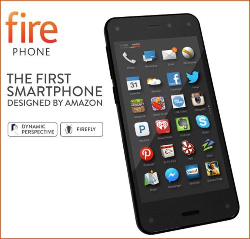 New amazon fire phone