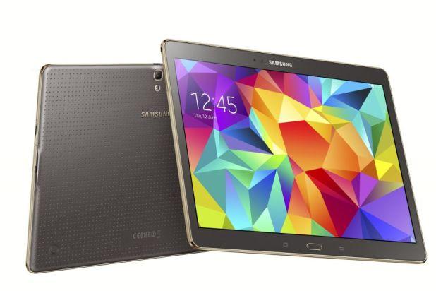 Samsung Galaxy Tab S tableta