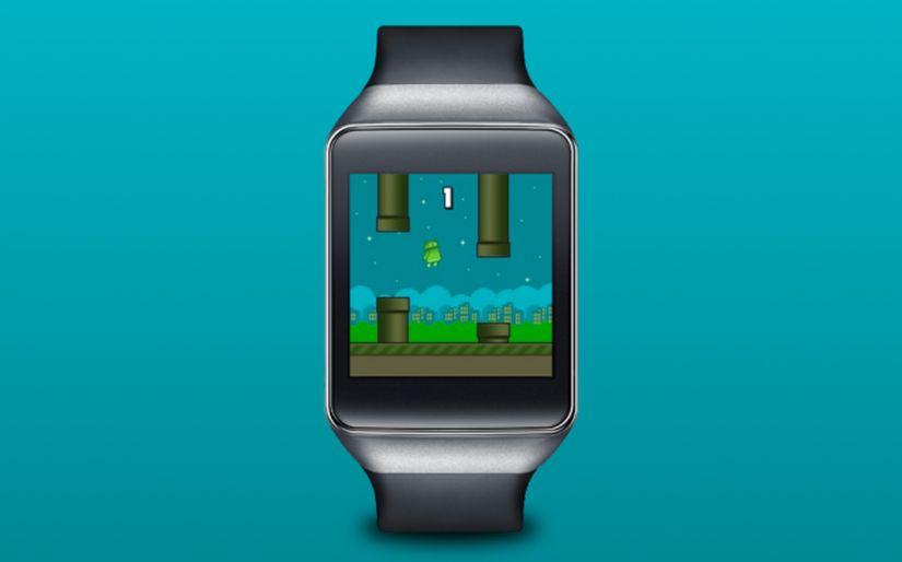 Android wear videojuegos primeros