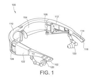 Microsoft patenta tecnología para nuevas gafas