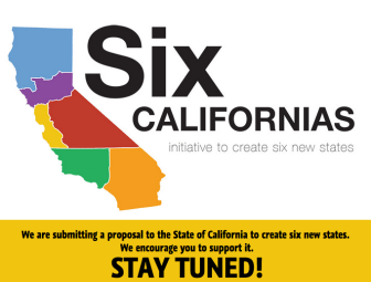 Silicon Valley uno de los seis estados en los que dividiría California