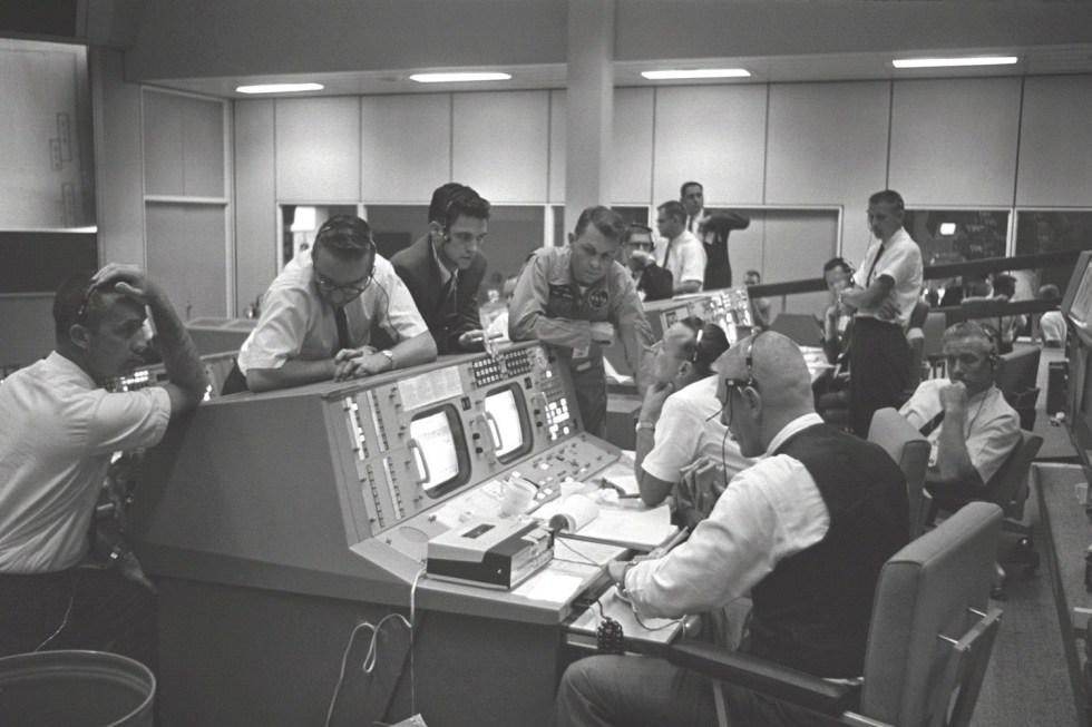 Smartphones más poderosos ahora que la tecnología de la NASA de 1969