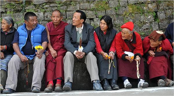 Tibetanos denisovanos tibet