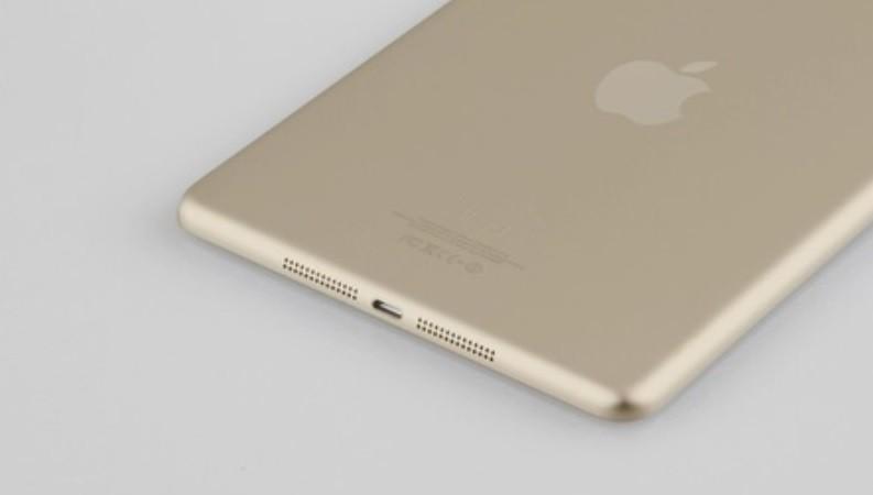 Llega el nuevo iPad Air 2 en color oro