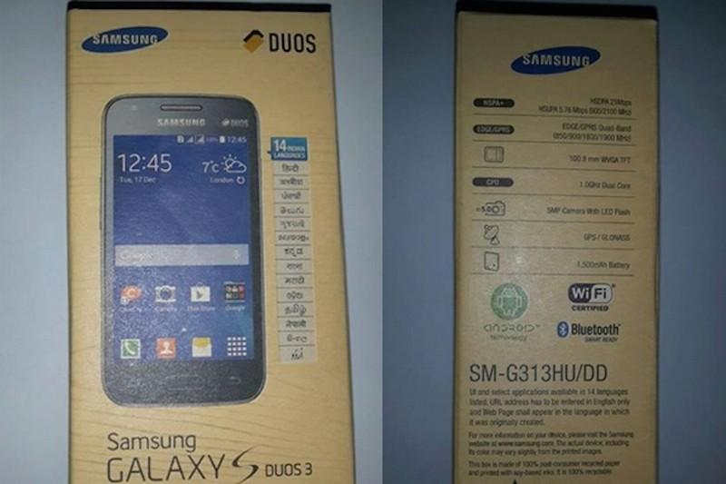 SamsungGalaxySDuos3