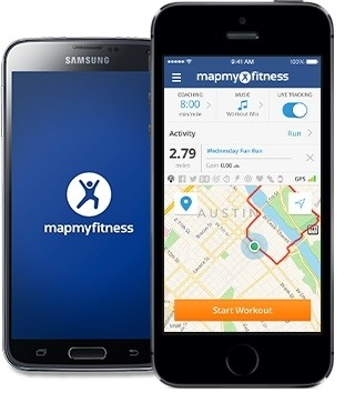 MapMyFitness Android Google Fit