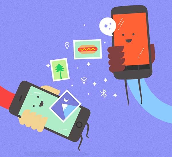 Google-Copresense-NFC-Android-iOS