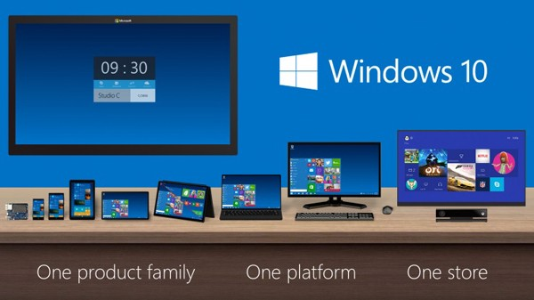 Windows 10 CES 2015