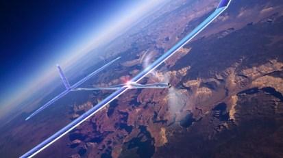 facebook drones internet