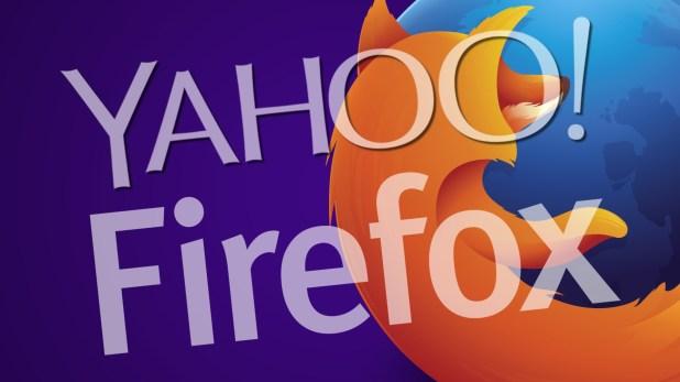 yahoo firefox
