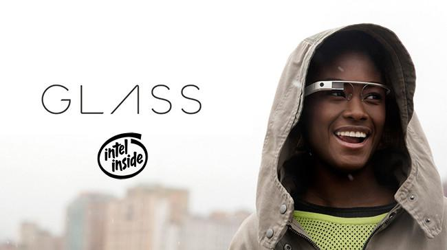 Google e Intel Glass