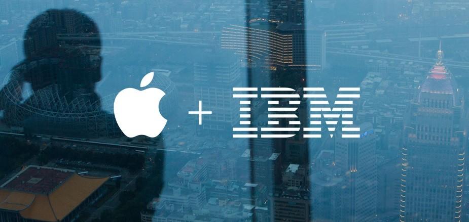 apple e ibm lanzan aplicaciones empresas