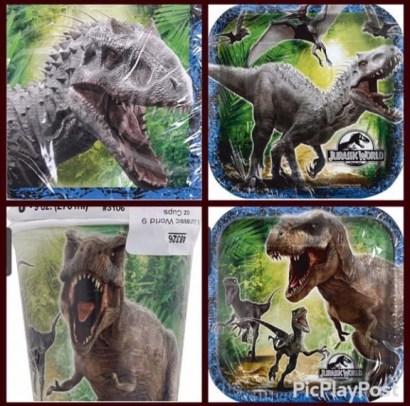dinosaurios de jurassic world pelicula