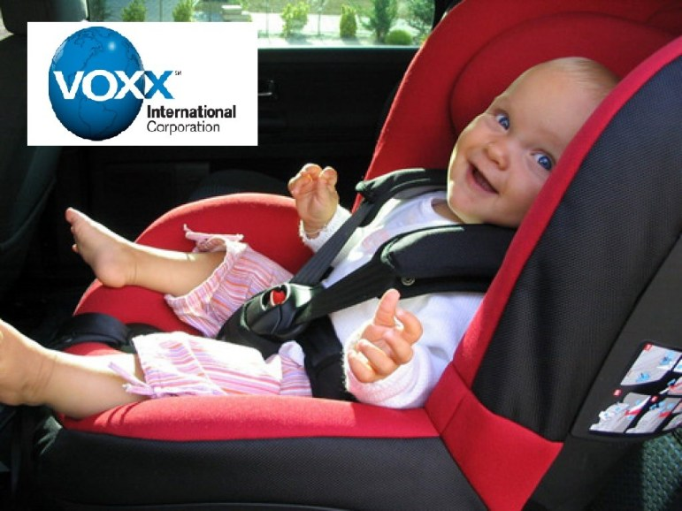 voxx bebé a bordo muerte niños insolación