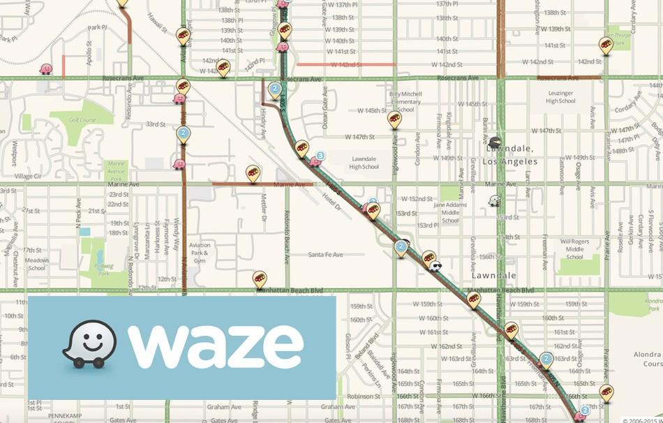 WazeGoogleMobileService