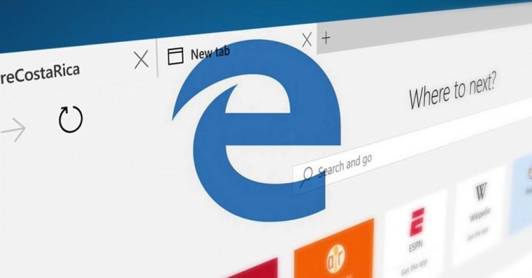 Llega Microsoft Edge, el sucesor de Internet Explorer